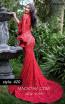 Jessica Angel 420 Back Dress