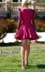 Jessica Angel 234 Back Dress