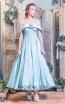 Missaki Couture 3503 Aqua Front