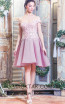Missaki Couture 3505 Pink Front