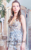 Missaki Couture K3486 Gray Dress