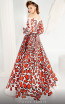 MNM 2590 Back Dress