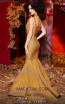 MNM Couture 2425 Back Dress