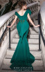 MNM Couture 2426A Green Back Dress