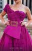 MNM Couture 2565 Fuchsia Front 2Dress