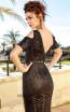 MNM F00530 Back Dress