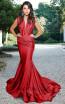 MNM L0001 Red Dress