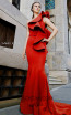 MNM N0298 Red Front Dress