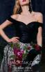 MNM 2489 Multi Color Front Evening Dress