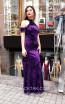 TK MT3951 Purple Front Prom Dress