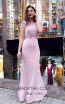 TK MT3959 Pink Front Prom Dress