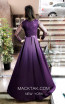 TK MT3997b Purple Back Dress