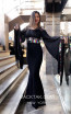 TK MT4902 Black Front Dress