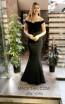 TK MT4903 Black Front Dress