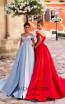 Pollardi Zuri 5070 Backt Dress