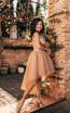 Pollardi 2042 Coffee Side Dress