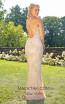 Primavera Couture 3206 Back Blush Dress