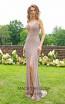 Primavera Couture 3235 Front Beige Dress