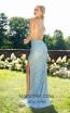 Primavera Couture 3241 Back Powder Blue Dress
