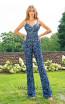 Primavera Couture 3261 Front Midnight Dress