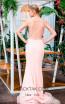 Sana Sabini 9157 Back Evening Dress
