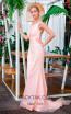 Sana Sabini 9157 Front Evening Dress
