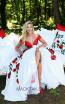 Tarik Ediz 50276 Red Dress