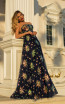 Tarik Ediz 50645 Front Dress