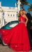 Tarik Ediz 50710 Front Dress