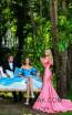 Tarik Ediz 50298 Prom Dusty Rose Dress