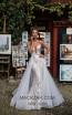 Tarik Ediz 50405 Ivory Front Prom Dress