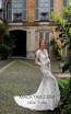 Tarik Ediz 50409 Ivory Front Prom Dress