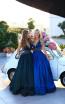 Tarik Ediz 50439 Colorfull Prom Dress