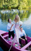 Tarik Ediz 50497 Pink Front Prom Dress