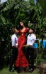 Tarik Ediz 50502 Red Front Prom Dress