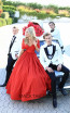 Tarik Ediz 50511 Front Prom Dress