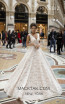 Tarik Ediz 93617 Ivory Front Prom Dress