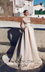 Tesoro By Ariamo Estrella Cappuccino Front Dress