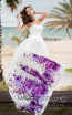 Ariamo Elizabeth Front Dress