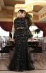 TK DA023 Black Back Dress