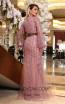TK DA023 Pink Back Dress
